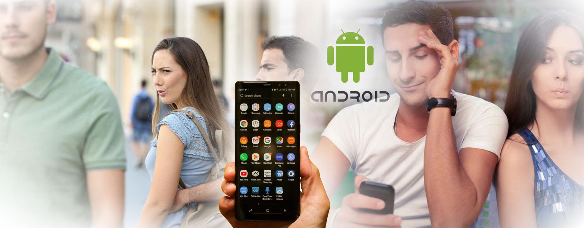 Podsłuch na telefon – Android