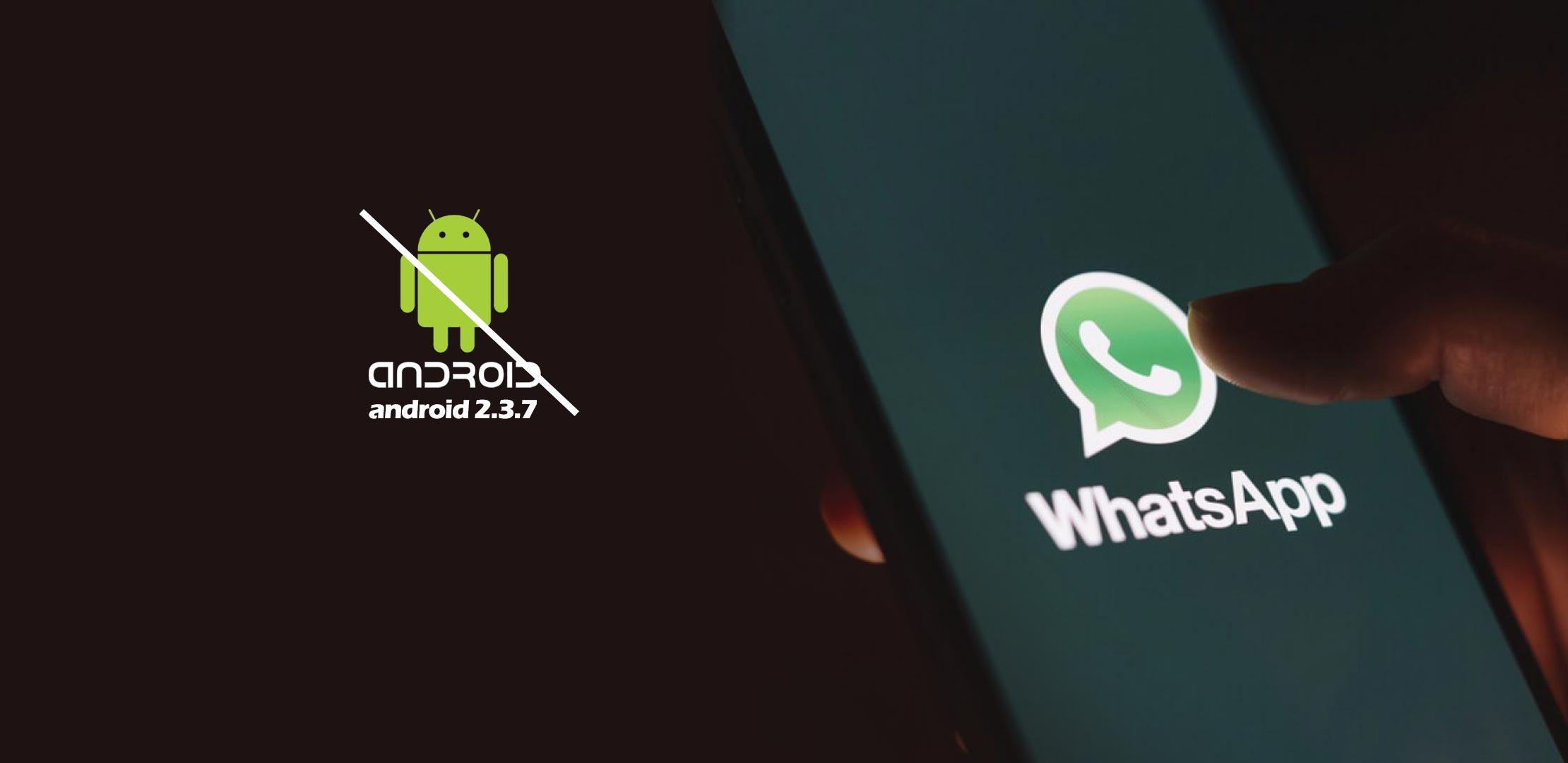 Brak wsparcia ze strony WhatsApp dla Androida i iOS w 2021 roku.